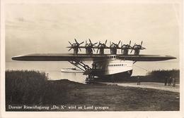 Aviation - Hydravion Dornier DO-X - 1919-1938: Between Wars