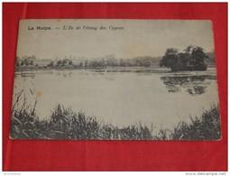 LA HULPE  -  L' Île De L'Etang Des Cygnes     - - La Hulpe