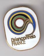 PIN BRIANCONNAIS FRANCE - Wintersport