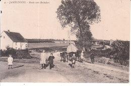 Jamblinnes - Route Vers Rochefort - Rochefort