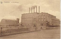"""1931 Farciennes   """" La Centrale électrique """" - Farciennes"""