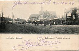 GROBBENDONCK  JAARMARKT - Belgique