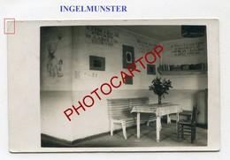 INGELMUNSTER-CARTE PHOTO Allemande-Guerre 14-18-1WK-BELGIEN-Flandern- - Ingelmunster