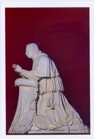 Cefalù - Basilica Cattedrale - Monumento Del Vescovo Giovanni Sergio In Preghiera - Formato Grande Non Viaggiata - Palermo