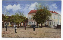 1940 YUGOSLAVIA, SERBIA, KRALJEVO TO NOVI SAD, HOTEL PARIZ - Yugoslavia