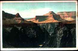 4946) Cartolina Di Arizona-no Man's Land From Near Hermit Trail Grand Canyon -viaggiata 1921 - Grand Canyon