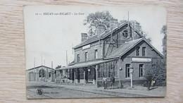 Bruay-sur-Escaut  La Gare . - Bruay Sur Escaut