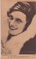 OLGA TSCHECHOWA. ESTRELLAS DEL CINE. CPA CIRCA 1930's - BLEUP - Artistes