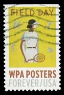 Etats-Unis / United States (Scott No.5182 - Works Progress) (o) - Used Stamps