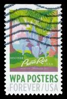 Etats-Unis / United States (Scott No.5183 - Works Progress) (o) - Used Stamps