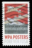 Etats-Unis / United States (Scott No.5184 - Works Progress) (o) - Used Stamps
