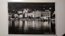 Abbazia - Croatia, Opatija - (ex Provincie) - Panorama - 1941 - Viaggiata, Fotografica - Jugoslavia