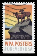 Etats-Unis / United States (Scott No.5188 - Works Progress) (o) - Used Stamps
