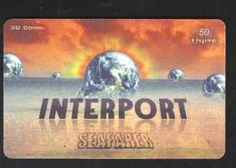 TELEPHONE CARD ITALY 50 - Télécartes