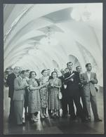 1954 Photo, Albanian Communistic Delegation In Moscow, Kremlin,Russia, USSR, CCCP, Shkodra, Scutari, Albania, Shqipëria - Personnes Anonymes