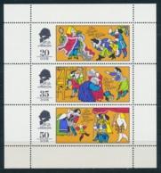DDR/East Germany/Allemagne Orientale 1975 Mi: Klb 2096-2098 (PF/MNH/Neuf Sans Ch/nuovo Senza C./**)(4485) - Blokken