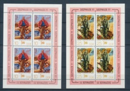 DDR/East Germany/Allemagne Orientale 1977 Mi: Klb 2247+2248 (PF/MNH/Neuf Sans Ch/nuovo Senza C./**)(4486) - [6] Oost-Duitsland