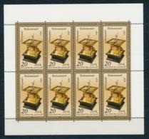 DDR/East Germany/Allemagne Orientale 1983 Mi: Klb 2798 + 2798 I (PF/MNH/Neuf Sans Ch/nuovo Senza C./**)(4489) - Blokken