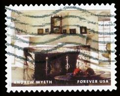 Etats-Unis / United States (Scott No.5212b - Paintings By Andrew Wyeth) (o) - Verenigde Staten