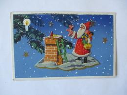 LE PERE NOËL DISTRIBUE LES CADEAUX - Santa Claus