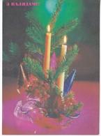 1991 Belarus Christmas , Pre-paid Postcard - Belarus