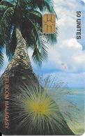 CARTE- PUCE-50U--SA2-MADAGASCAR-COCOTIER-200000Ex-UTILISE--TBE - Madagaskar