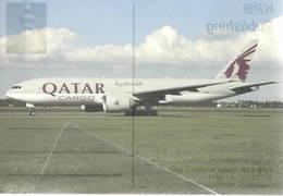 Qatar Airways B777-FDZ A7-BFD At Amsterdam - 1946-....: Era Moderna