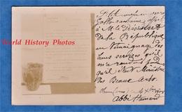 CPA Photo - CHANU (Orne)- Coupe Gallo Romaine Offerte Au Président De La République Par L' Abbé HAMARD - 1908 - Bretagne - Unclassified