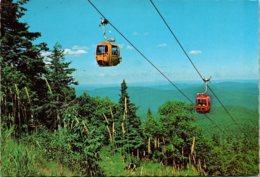 Vermont Killington Ski Resort Aerial Ski Lift - United States