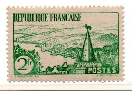 France /  N 301 /  2 Francs Vert     / NEUF **  / Côte 190 € - France