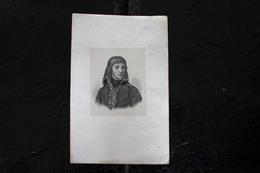 DH-1 / Napoléon Iᵉʳ, Né Le 15 Août 1769 à Ajaccio Et Mort Le 5 Mai 1821 Sur L'île Sainte-Hélène / 16x24 Cm - Documents Historiques