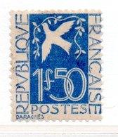 France /  N 294 /  1F50 Outremer / NEUF**  / Côte 120 € - Neufs