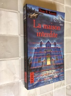 PRESSE POCKET TERREUR N° 9114    LA MAISON INTERDITE    Dean R. KOONTZ Comme Neuf - Presses Pocket
