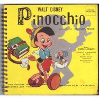 Pinocchio Walt Disney 1954 - Kinderlieder