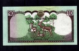 Nepal, 2012- 10 Rupee. Uncirculated - Nepal