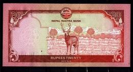 Nepal, 2012- 20 Rupiee. UNC - Nepal