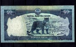 Nepal, 2015- 50 Rupee.  UNC - Nepal