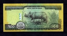 Nepal, 2015- 100 Rupiee UNC - Nepal