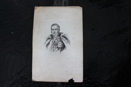 DH / Claude-Victor Perrin, Dit Victor, Est Un Général Français De La Révolution Et Un Maréchal D'Empire.   / 16x24 Cm - Documenti Storici