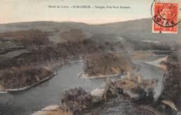 42 - Bords De Loire - St-MAURICE - Vestiges D'un Pont Romain - Autres Communes