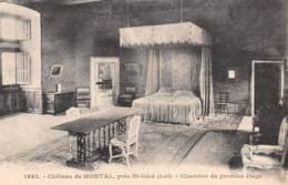 46 - Château De MONTAL, Près De St-CERE - Chambre Du Premier étage - Saint-Céré