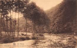 Le Hérou - Passerelle Sur L'Ourthe Près Du Moulin De Spitanche - Houffalize