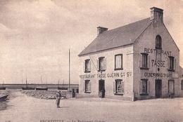 CPA / Regneville (50) Le Restaurant Tasse Guerin   Ed ND 117   Rare - France