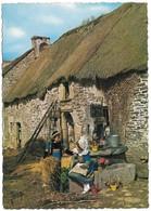 Ferme Bretonne (2 Scans) - Bretagne
