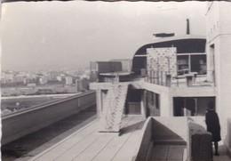 TERRAZA DE SEWALTA, MARSELLE. PHOTO ORIGINAL CIRCA 1960's SIZE 10x7cm  - BLEUP - Luoghi