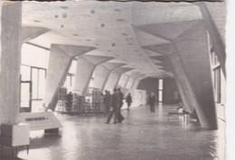 HALL ENTRADA DE LA UNESCO, PARIS. PHOTO ORIGINAL CIRCA 1960's SIZE 10x7cm  - BLEUP - Lieux