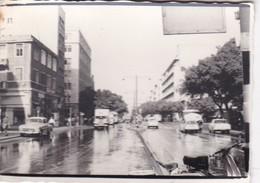 CALLE DEL CENTRO DE HAIFA. PHOTO ORIGINAL CIRCA 1960's SIZE 10x7cm  - BLEUP - Luoghi