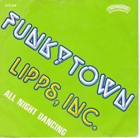 LIPPS, INC. – 45T  –  Funkytown - Rock