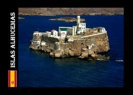 Alhucemas Rock Island North Africa New Postcard - Peñón De Alhucemas