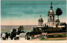 3ΩΓ 535 ROUEN BON SECOURS - LE MONUMENT DE JEANNE D' ARC - Rouen